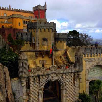 Pena Palace // Sintra