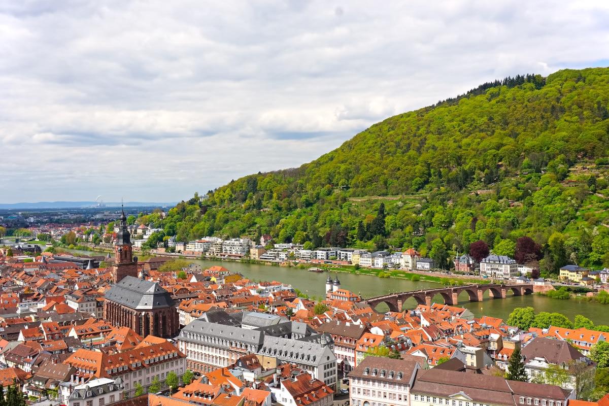 Heidelberg Fairytale Town via Wayfaring With Wagner