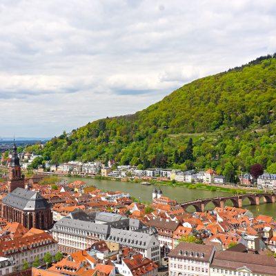 A Fairytale Town // Heidelberg