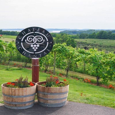 Wine Tasting on Old Mission Peninsula // Traverse City, Michigan