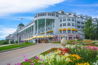 A Perfect Day on Mackinac Island