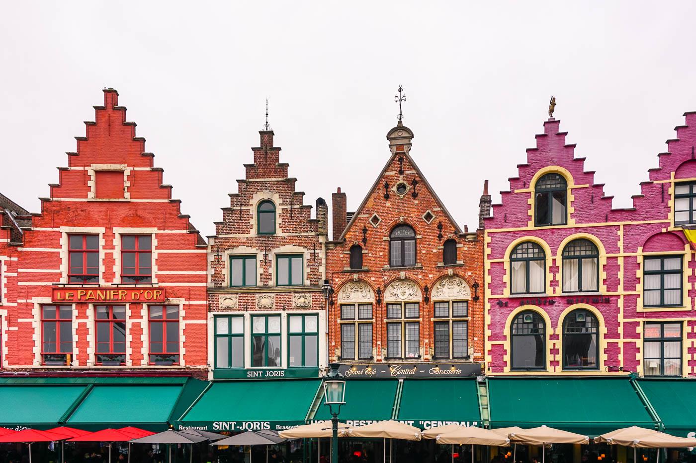 Romantic Weekend in Bruges via Wayfaring With Wagner