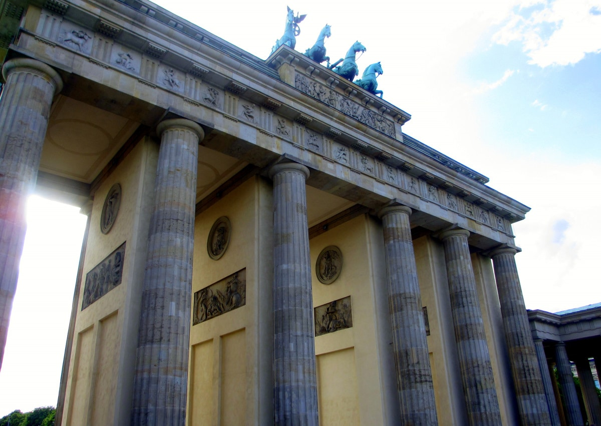 Berlin Wall 25 Years via Wayfaring With Wagner