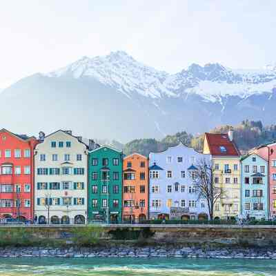 A Charming Stopover in Innsbruck // Austria