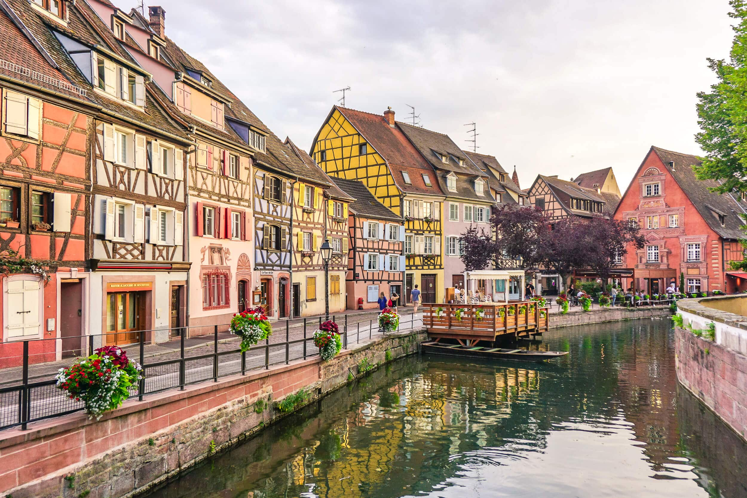 A weekend trip to colmar france wayfaring with wagner Colmar beauty and the beast