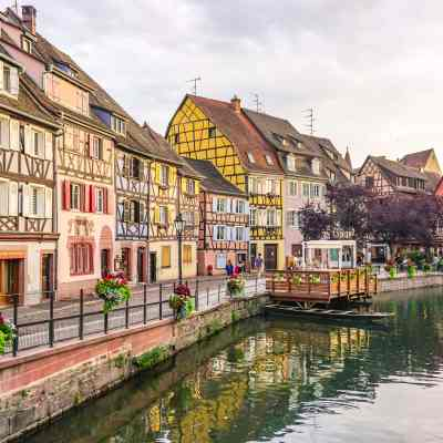 A Weekend Trip to Colmar // France