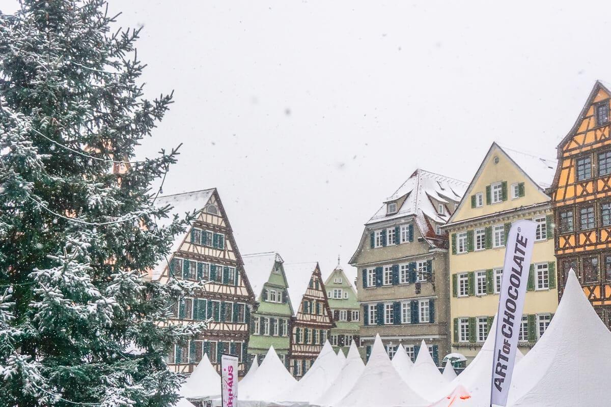 Visiting Tübingen in Wintertime - Wayfaring With Wagner