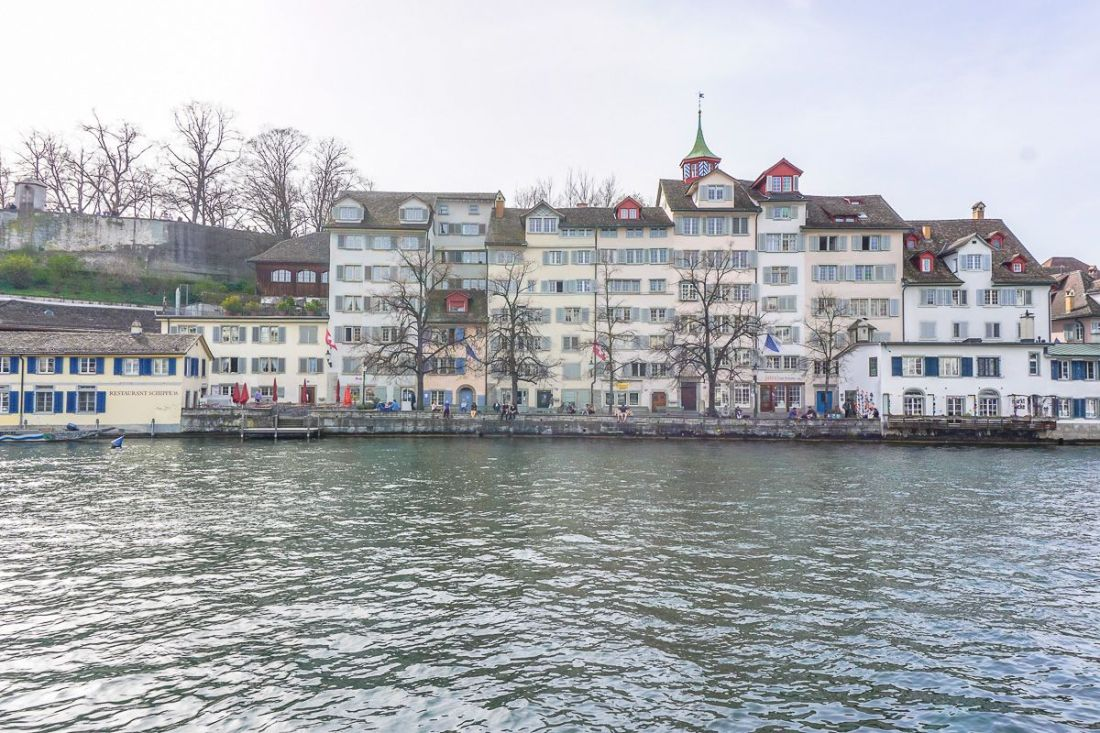 One Day in Zurich via Wayfaring With Wagner