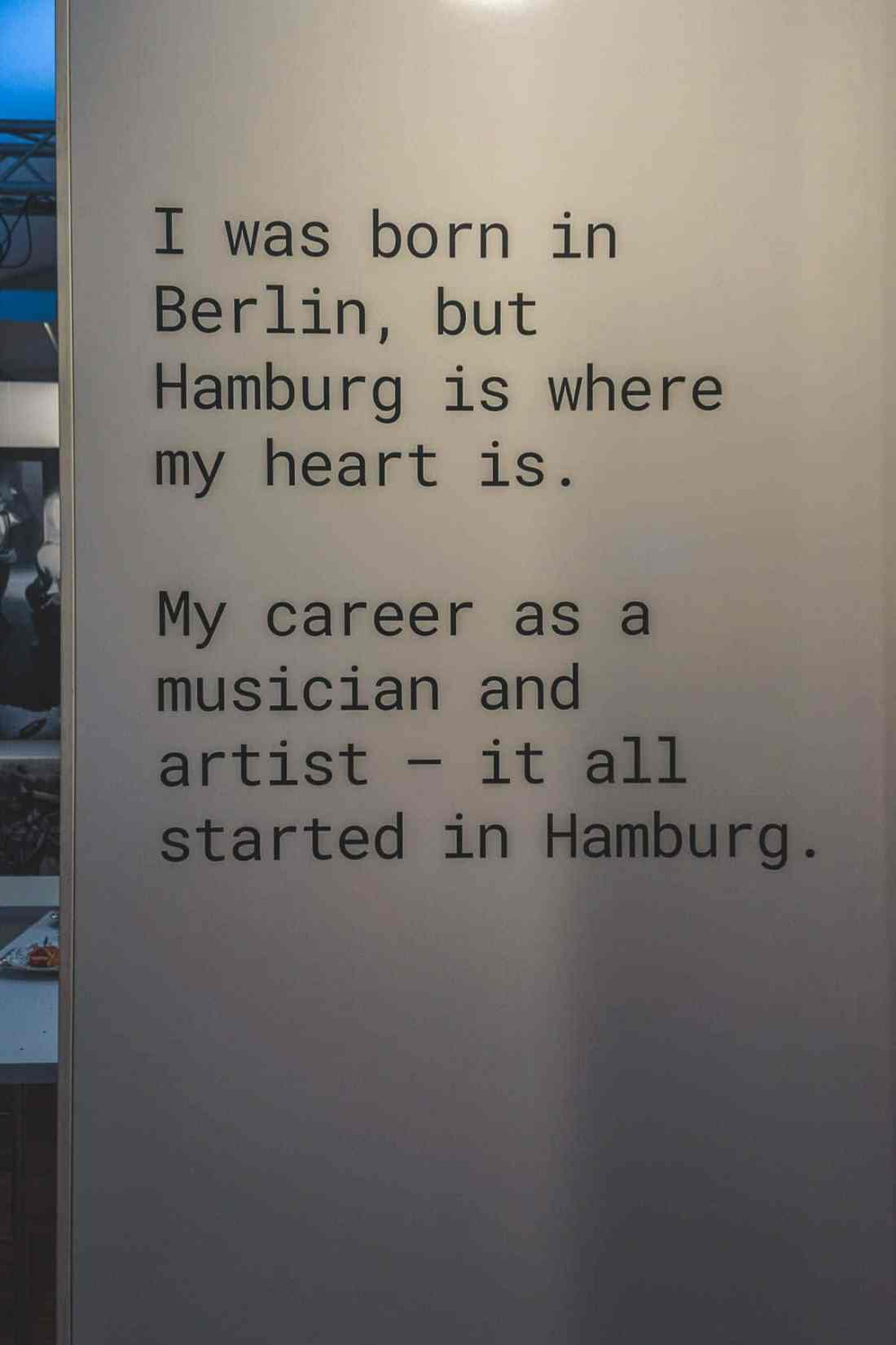 Music City Hamburg via Wayfaring With Wagner