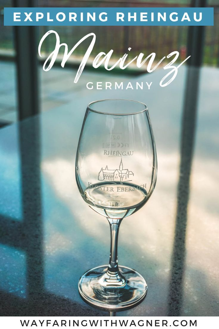 Looking for a German wine tasting tour? Look no further than BottleStops for the best wine tours in Germany! Explore the German Wine Capital of Mainz and take a day trip to Rheingau, a premier wine area in Germany. #Germany #Mainz #WineTour