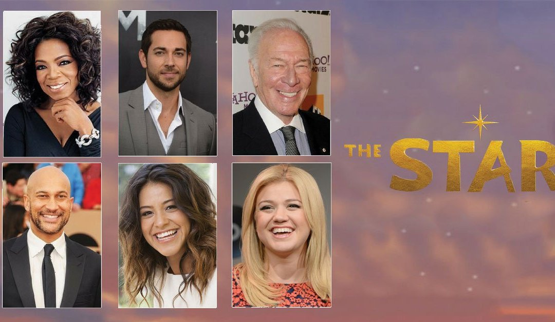 All-Star Voices Cast in New Christmas Movie