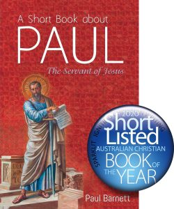 a short book about paul book cover