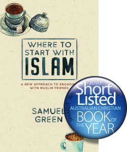 where to start with islam book cover