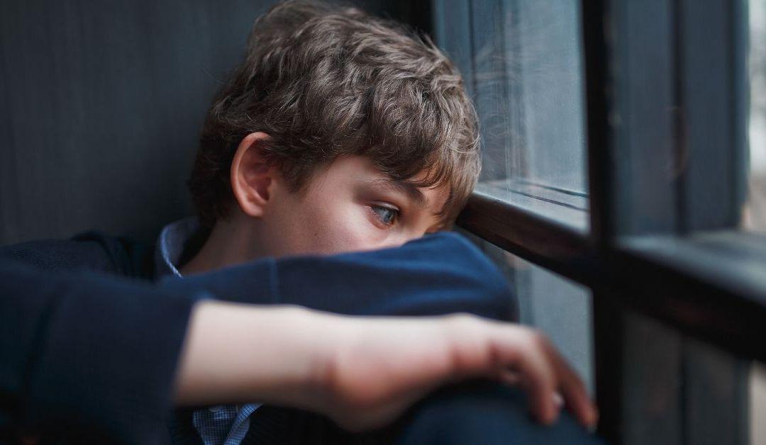 Helping Our Children Through Dark, Difficult Days