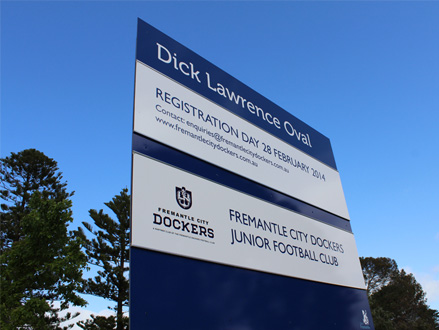 Dick Lawrence Oval