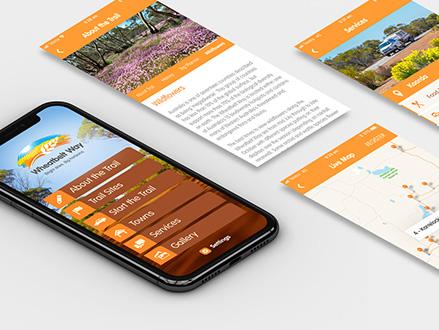 Wheatbelt Way app