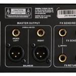 WJBA2 1000 Watt Bass Guitar Amplifier with 6 band eq Bass Pre-Amp, 1000 Watts into 4 or 8 Ohms.