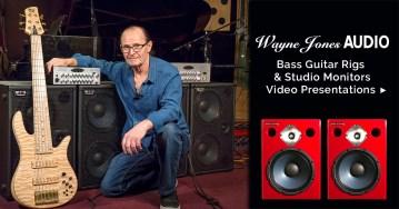 Wayne-Jones-Audio-bass-guitar-speakers-preamp-amplifier-studio-monitors-videos