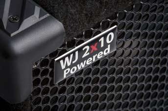 1000 Watt 2x10 Powered Bass Cabinet logo