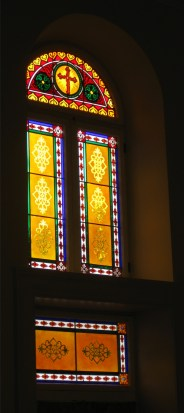 Stained Glass Restoration Chapel Washington DC