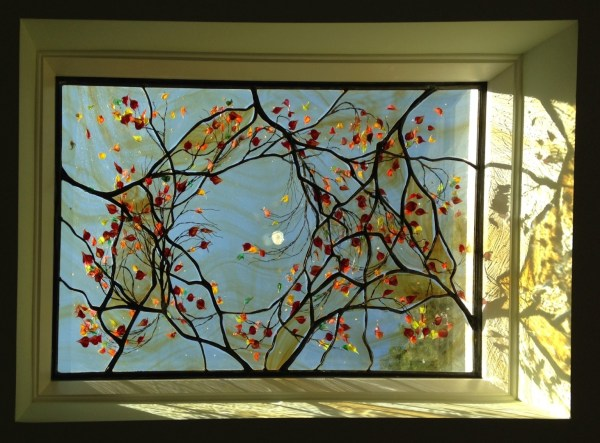 Solder Sculpturing In Stained Glass And Art Windows Cain Architectural
