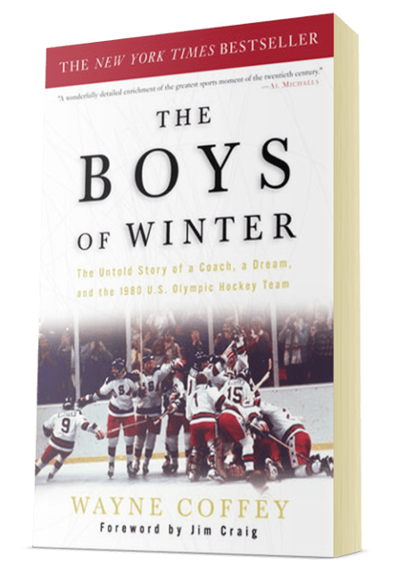 Image result for boys of winter book cover