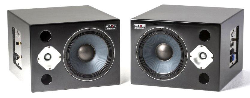 Wayne Jones Audio - 1000 Watt 1x10 Studio Monitors