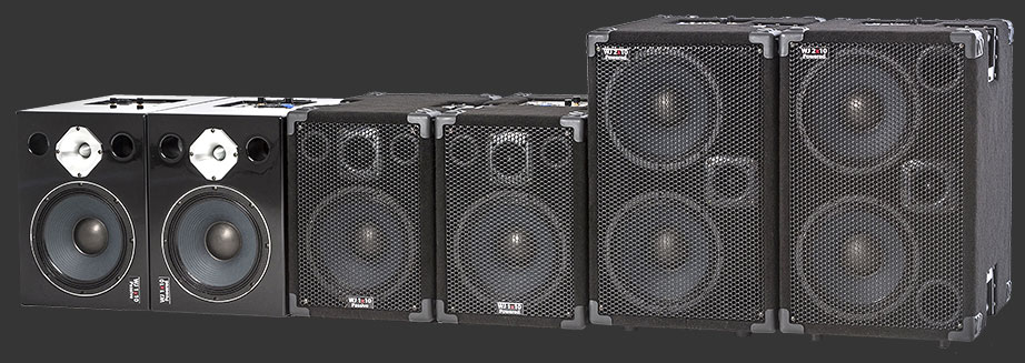 The Wayne Jones Audio - Product Range