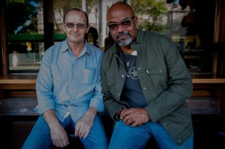 Wayne Jones & Carl Young