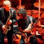 David Sanborn & André Berry (Wayne Jones AUDIO endorsee).