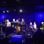 Arturo O'farrill with his Afro Cuban Orchestra at Bird's Basement jazz club in Melbourne