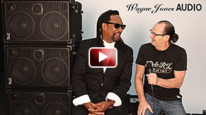Bass player Nathaniel Phillips interviewed by Wayne Jones AUDIO about the range of Wayne Jones AUDIO products for bass players