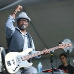 Wayne Jones AUDIO endorsee Carl Young - San Francisco bass player with Michael Franti & Spearhead