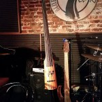 David Dyson in full swing. Wayne Jones Audio in effect at Blues Alley Georgetown.