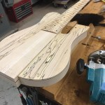 Fodera custom built guitars