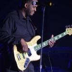 Garrett Body bass guitar player