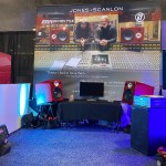 Jones-Scanlon Studio Monitors at NAMM 2020