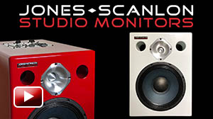 Jones-Scanlon Studio Monitors: Introduction