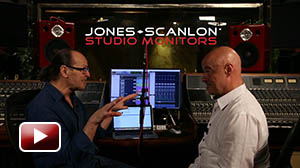 Jones-Scanlon Studio Monitors: Quick Demo