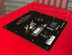 Jones-Scanlon recording studio monitors - audio engineer