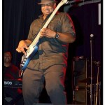 Maurice Fitzgerald bassist for Fred Hammond