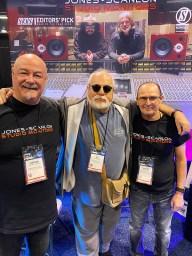 Steve Scanlon, Ed Staium and Wayne Jones