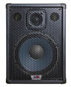 Wayne Jones Audio - 1000 Watt 1x10 Powered Bass Cabinet