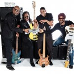 Wayne Jones AUDIO endorsees. Bass players, Carl Young, Nathaniel Phillips, David Dyson, Andre Berry.