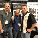 Dan Kropp & Tom Bowlus from Bass Gear Magazine dropped in for a hello - NAMM 2017
