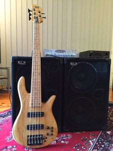 Contact Fodera Guitars to arrange an appointment to try the Wayne Jones AUDIO High End, High Powered Cabinets & Stereo Valve Pre-Amp. A Fodera Monarch 5 bass guitar is in Melbourne & ready for you to check out. Please contact Wayne Jones to make an appointment to try it through a Wayne Jones AUDIO bass rig.