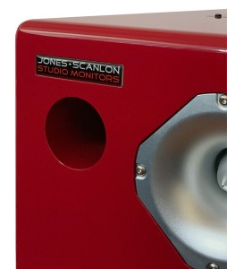 Jones-Scanlon studio monitors - sound mixing