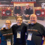 Wayne Jones, Nick Thorpe (president of Westwind Music Group), Steve Scanlon