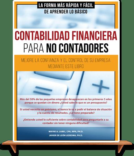 CONTABILIDAD FINANCIEAR PARA NO CONTADORES