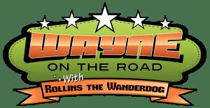 Wayne On The Road Logo
